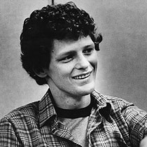 Inspirational Terry Fox cancer story