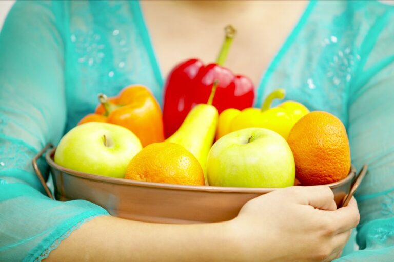 Caregiver Lessons: Eat To Live, Not Live To Eat (2 of 6)