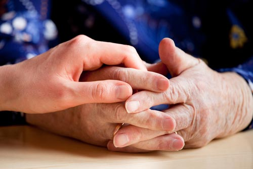 Caregiver Lessons: Don't Slide Into Co-dependence (5 of 6)