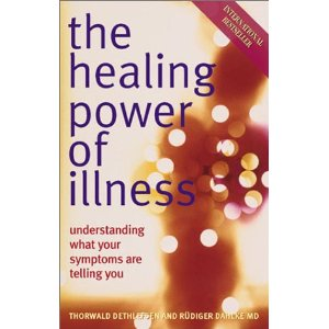 The healing power of illness is well explained in this book