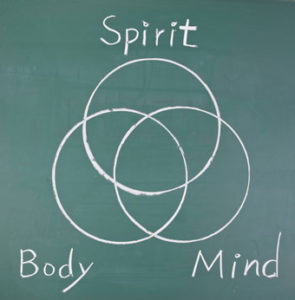 Tibetan Medicine is based on understanding disease at 3 levels: mind, body and spirit.
