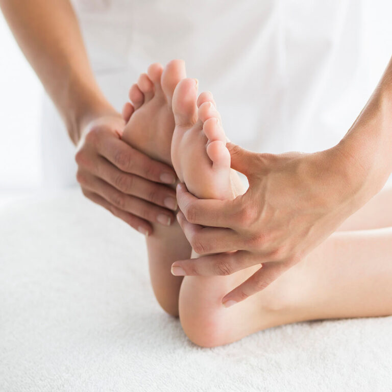 Reflexology And Cancer Care