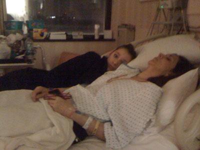 ameena meer overcomes choriocarcinoma
