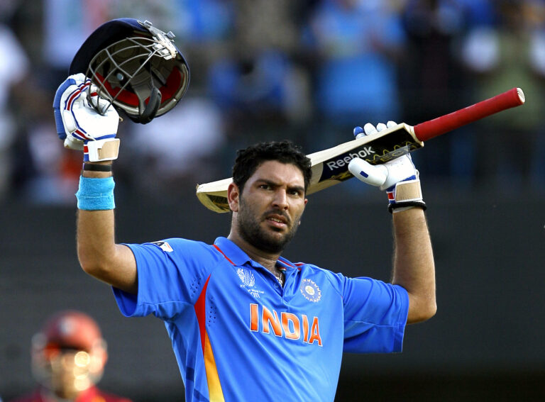 How To Play The Doosra With A Straight Bat: An Open Letter To Yuvraj Singh (Lung Cancer Thriver)