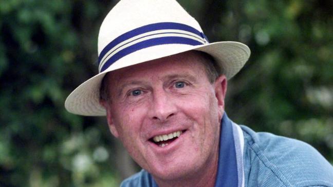 Celebrity Thriver: Geoffrey Boycott (Throat Cancer)