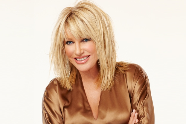 Celebrity Thriver: Suzanne Sommers (Breast Cancer)
