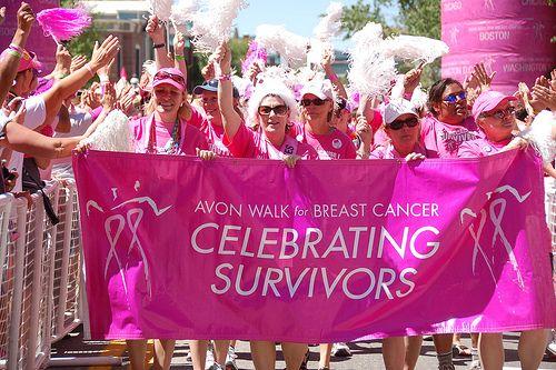 Breast Cancer Thriver Sherri Lynn Completes Avon Walk in 9 Cities