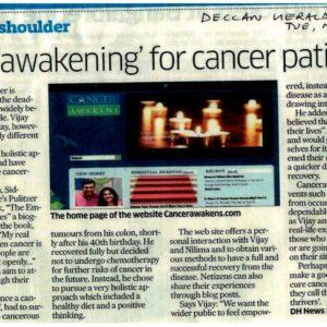 Deccan Herald, Bangalore, May 2011