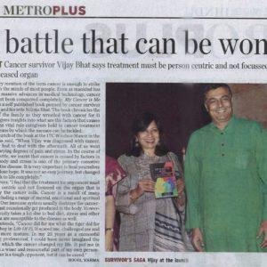 The Hindu, Bangalore, April 2013