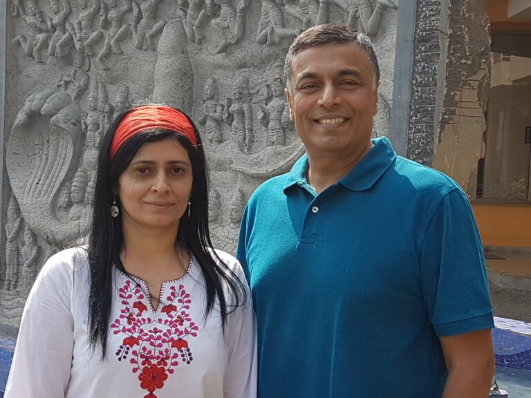 Meet Sherpa: Purva Rakesh
